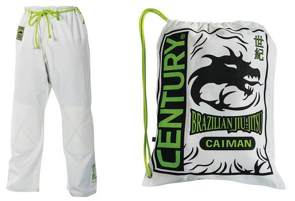 century-caiman-jiu-jitsu-gi