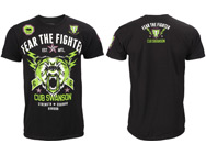 cub-swanson-fear-the-fighter-shirt