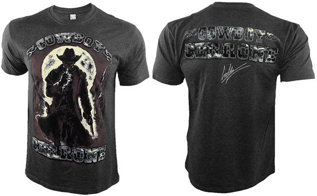 donald-cerrone-outlaw-shirt