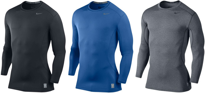 nike-pro-combat-core-fitted-2-shirts