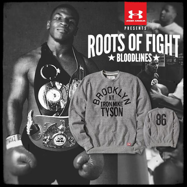 Dwayne Johnson Under Armour Tank Top Under armour roots of fight