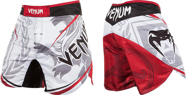 Venum MMA Fight Team Jose Aldo Grappling Jiu Jitsu Fight shorts