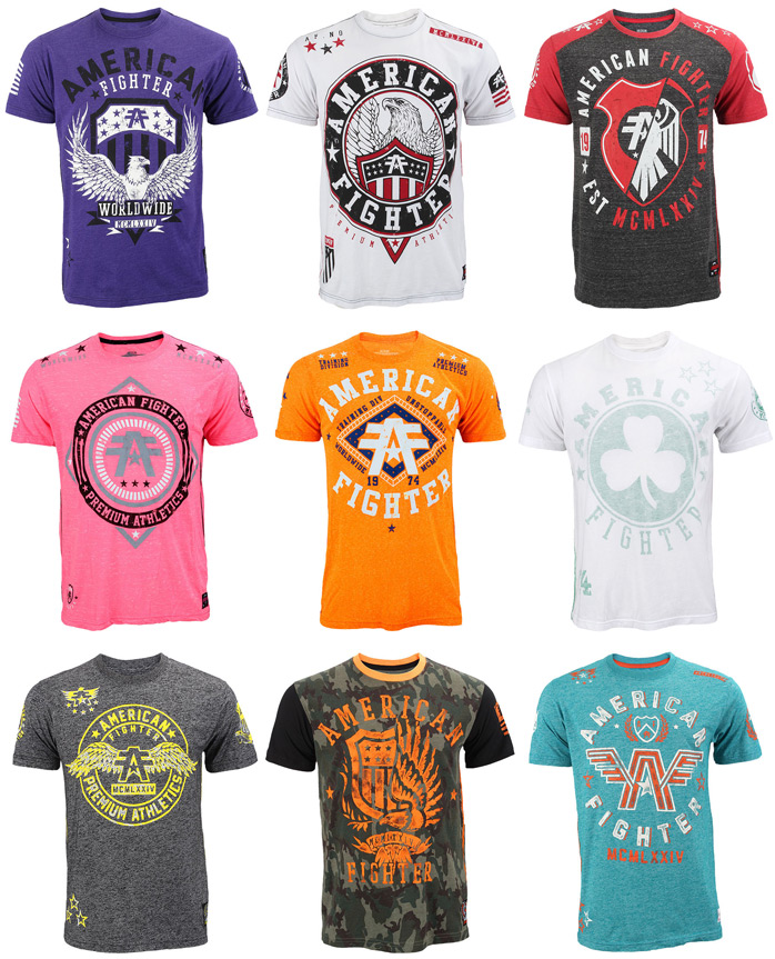 american-fighter-t-shirts-spring-2014