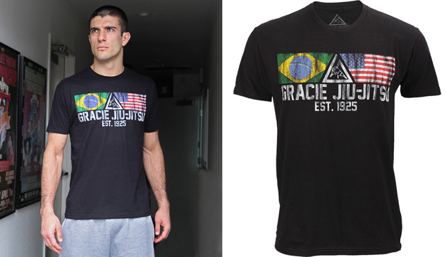 gracie-jiu-jitsu-nations-shirt