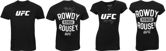 ronda-rousey-ufc-170-shirts