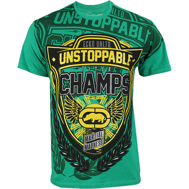 ecko-mma-title-champ-shirt-green