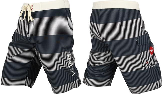 rvca-civil-stripe-shorts-navy
