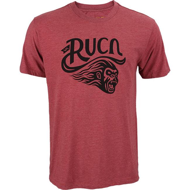 rvca-gorilla-shirt-red