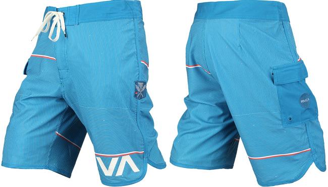 rvca-makua-shorts-blue
