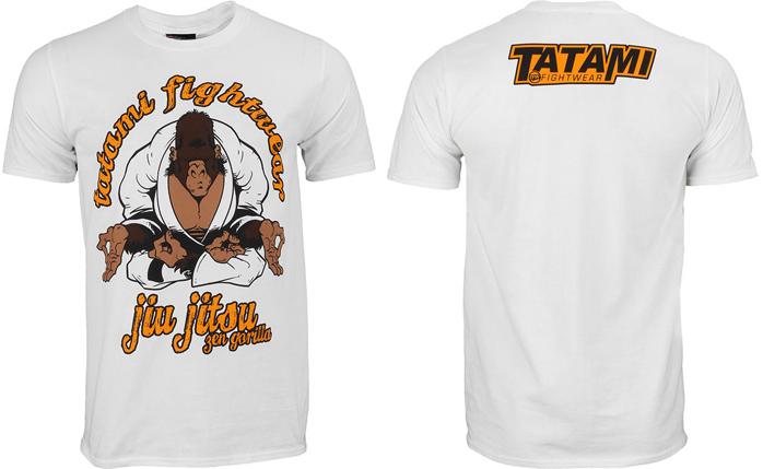 tatami-zen-gorilla-shirt
