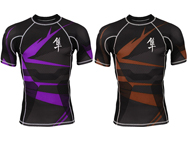 hayabusa-metaru-47-short-sleeve-rashguard-purple-and-brown