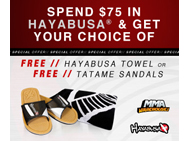 hayabusa-towel-sandal-offer