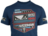 chris-weidman-ufc-175-walkout-shirt-navy