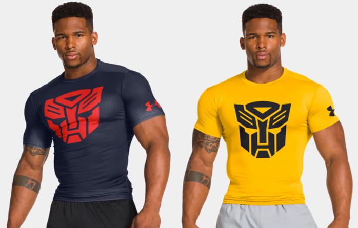 armor workout clothes