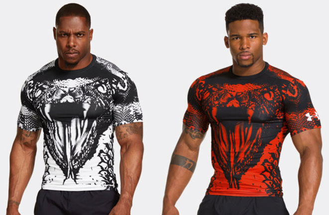Under armour beast compression shirt for Beast mode shirt under armour