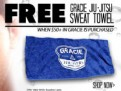 gracie-jiu-jitsu-sweat-towel-promo