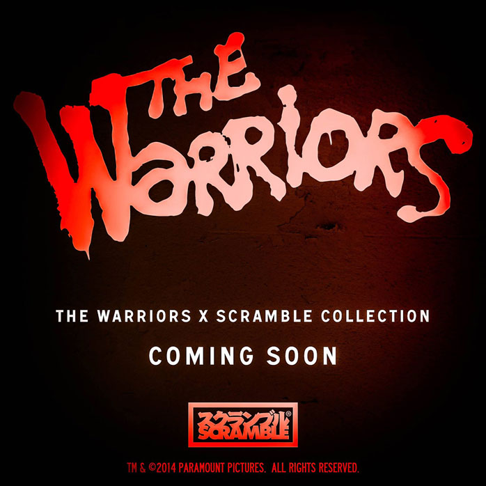 Warriors Come Out And Play Movie Cast: The Warriors X Scramble Collection Teaser