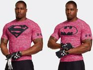 under-armour-alter-ego-pink-superman-batman-shirts