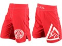 gracie-jiu-jitsu-red-fight-shorts