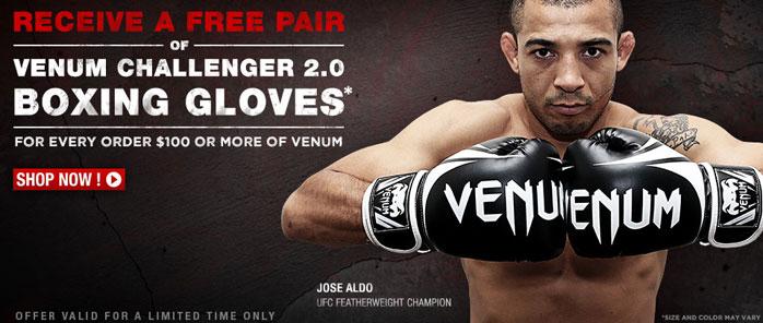 Venum fight coupon code