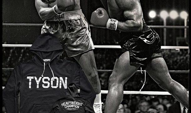 Iron Mike Tyson Catskill Boxing Club Gym New York Mens Hoodie MMA UFC Top