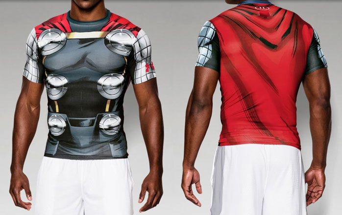 Under Armour Alter Ego Thor Compression Shirt