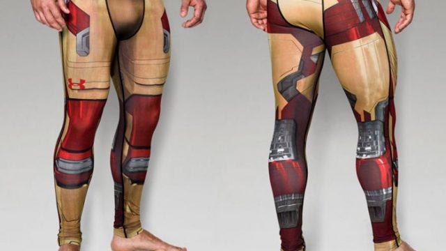 55205d54d8a6d Under Armour Alter Ego Iron Man Compression Leggings ...