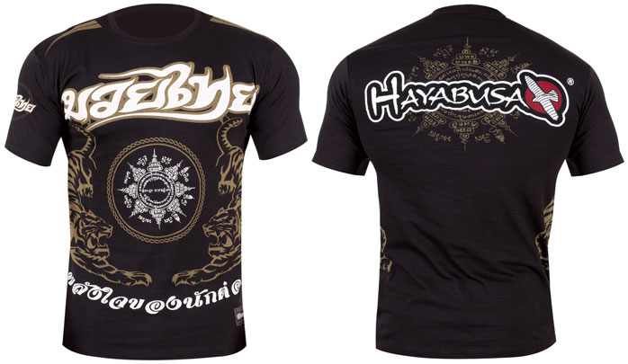 hayabusa-muay-thai-shirt-black