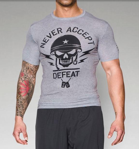 under armour navy shirt