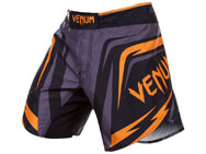 venum-sharp-shorts-black-orange