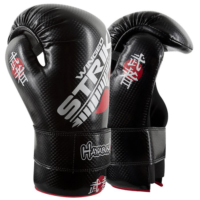 Combat Boxing Training Gloves Reebok MMA Open Finger Leather Glove RSCB-103