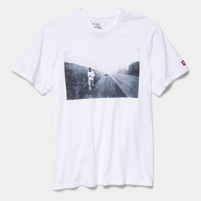 0335a596 Under Armour x Roots of Fight Muhammad Ali Will Skill Shirt ...