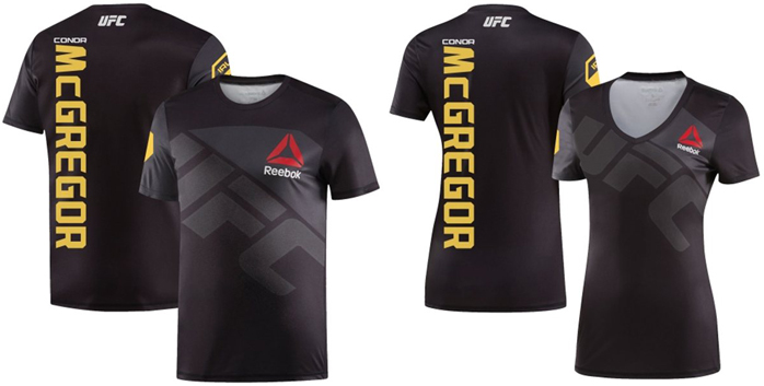 6015d6ba3 Reebok Conor McGregor UFC Champion Jersey – FighterXFashion.com