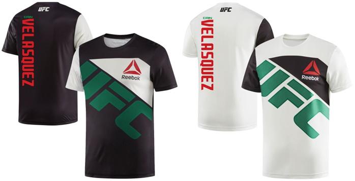 super popular 3128a bbb09 Cain Velasquez UFC Reebok Jersey Shirts | FighterXFashion.com