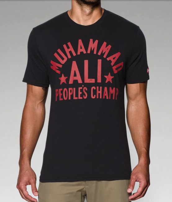 dfa8f491 Roots of Fight Under Armour Muhammad Ali Clothing | FighterXFashion.com