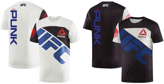 best service eeeee ef930 CM Punk UFC Reebok Jersey Shirt | FighterXFashion.com