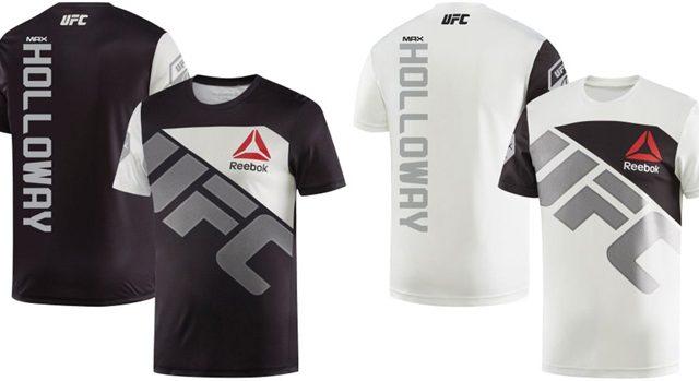 Max Holloway UFC Reebok Walkout Jersey