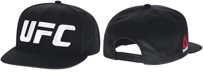 d0eb0bd487 UFC Reebok Flat Brim Snapback Hats – FighterXFashion.com
