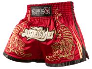 hayabusa-muay-thai-shorts-red
