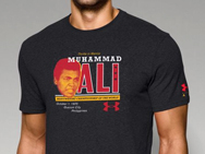 Under armour x muhammad ali collection fighterxfashion for Thrilla in manila shirt under armour