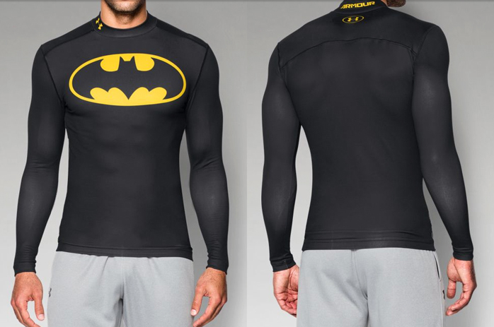 under armour batman womens