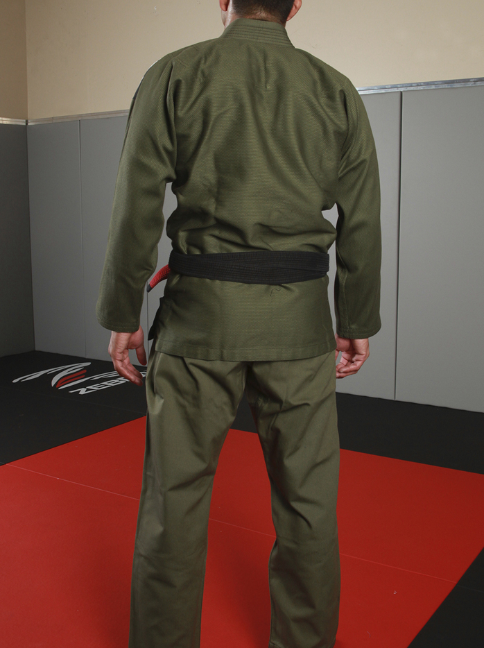 Gameness 2015 Pearl Gi Limited Edition Green