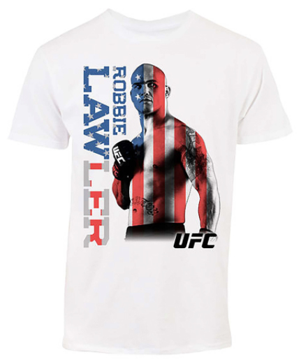 robbie-lawler-ufc-195-fighter-flag-shirt