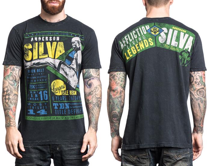 anderson-silva-affliction-living-legend-shirt