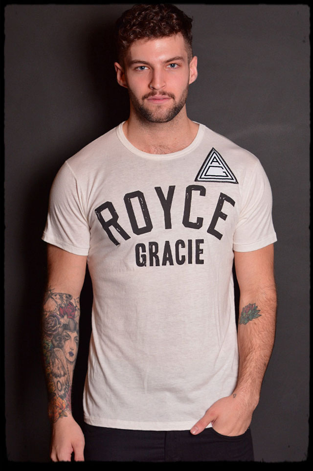 roots of fight royce gracie triblend t shirt. Black Bedroom Furniture Sets. Home Design Ideas
