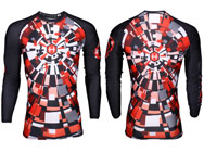 hypnotik-geometric-rash-guard