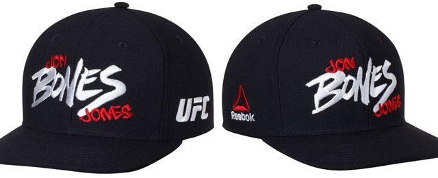 "Jon ""Bones"" Jones UFC Reebok Snapback Hat 665cd4cdd64f"