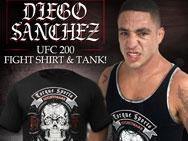 diego-sanchez-ufc-200-shirt
