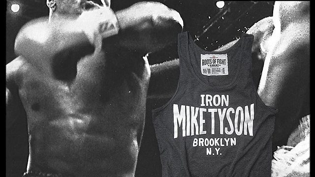 dcc87bd97caf0 Roots of Fight Iron Mike Tyson BKNY Tank Top