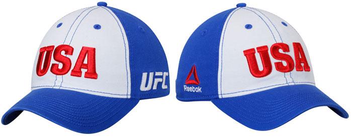 092104c8dd3 Reebok UFC USA Country Pride Hat – FighterXFashion.com
